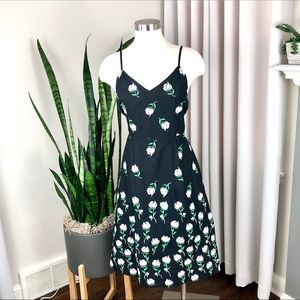 Plenty by Tracy Reese Embroidered Tulip Dress NWT